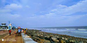 Digha beach,West Bengal
