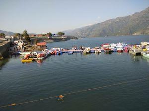 Tehri water sport