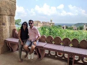 Tijara Fort Palace - A Weekend Getaway