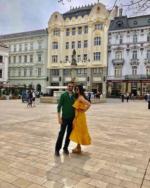 Dobrý deň z Bratislavy! - A day in Slovakia's capital!