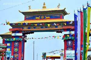 Tawang - Wrapped In Beauty And Spirituality