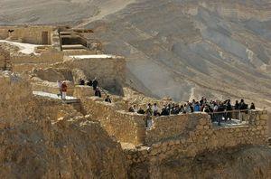 Masada National Park 1/1 by Tripoto