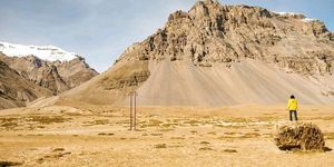 Spiti : The Land of Barren Mountains