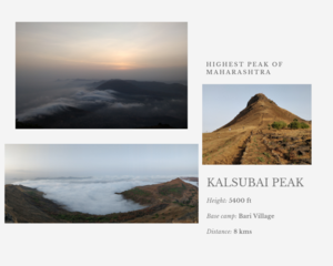 Steep ascent, spectacular views – Sunrise trek to Kalsubai Peak in Maharashtra