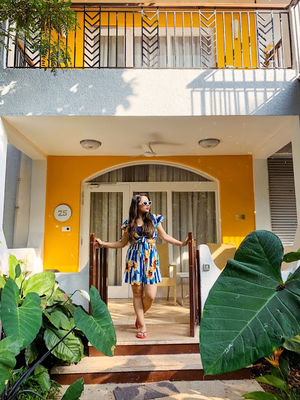5 Reasons to Stay at Acron Waterfront Resort during your next Getaway in Goa | Dancebee Travels