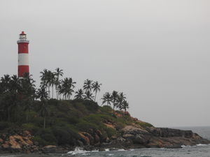 Our lazy, crazy vacation at Kovalam, Kerala