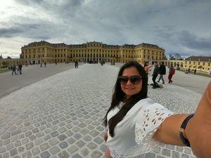 Schönbrunn Palace, Vienna!