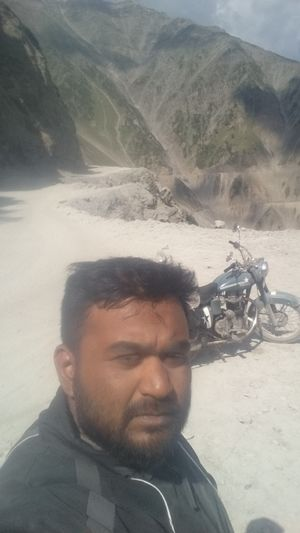 #bikerlife #mountains #SelfieWithAView #TripotoCommunity