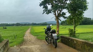 4 motorcycles 4 souls through the scenic Western ghats covering 5 states and 4000Kms