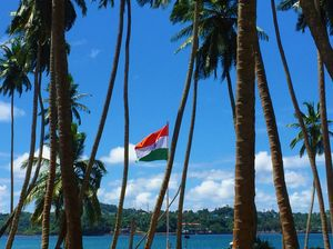 Ross Island, Andamans