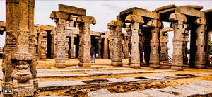 LEPAKSHI THE MYSTERIOUS TEMPLE