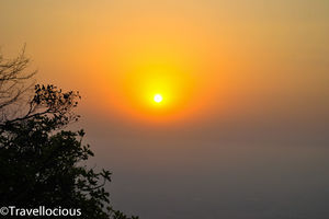 Witness the Hide and Seek of the Clouds and the Sun at #NandiHills @tripototravelcommunity