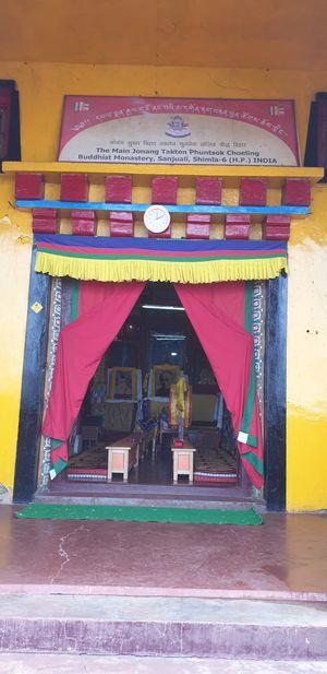 The Main Jonang Takten Phuntsok Choeling Buddhist Monastery