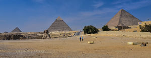 13 Essential Tips for a Self-Guided Visit to the Pyramid Complex of Giza
