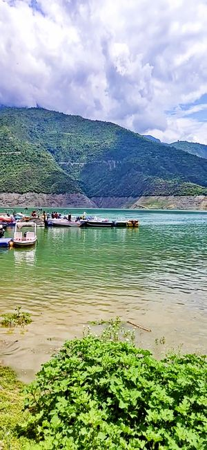 Tehri Lake - Water sports hub