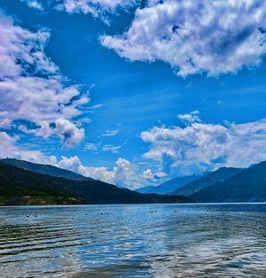 Tehri Lake - Water sports hub