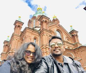 Uspenski Cathedral - Helsinki  #SelfieWithAView #TripotoCommunity
