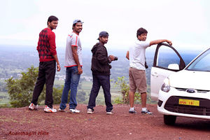 Ananthagiri hills Vikarabad forest trek-trip in hyderabad