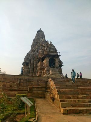 Khajuraho - land of massive temple's