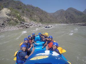 Rishikesh: The Land of thrilling adventures and the goddess Ganga