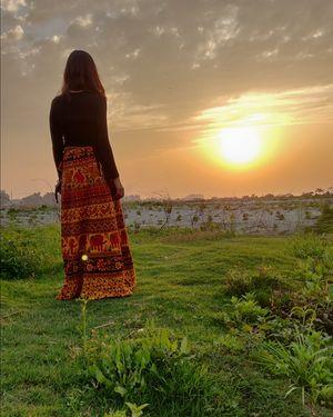 Heaven in Vrindavan