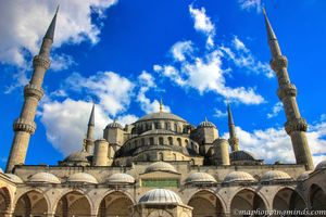 Blue Mosque: A Divine place to be in!