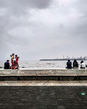 MARINE DRIVE - A Mumbaikar loves nothing more than this.