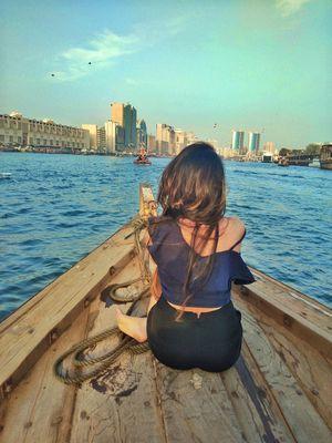 Solo trip to Dubai