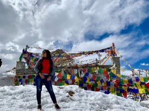 Khardungla- world's highest motorable point