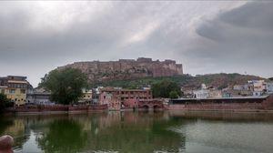 Royal Fort Of Jodhpur