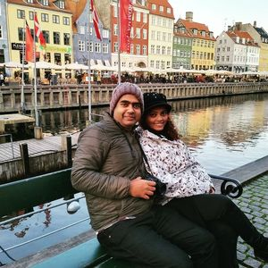 The sights of Nyhavn #tripwithtripoto