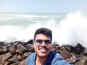High Tides, Good Vibes #SelfieWithAView #TripotoCommunity