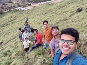 Into the wild #SelfieWithAView #TripotoCommunity