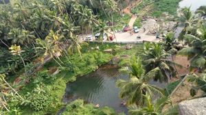 From the heights of Mathur Aqua Duct