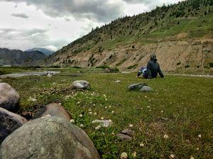 If Kashmir is a Paradise, then it is here in Gurez ????