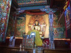 Soaking up Tibetan culture at Norbulingka Institute, Dharamshala