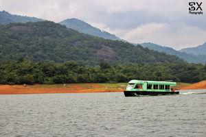 Monsoon Trip to Thenmala (Honey Hill), Kerala.