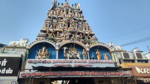Trip to Rockfort Temple, Trichy