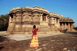 Backpacking in Gujarat; Think beyond the Rann of Kutch