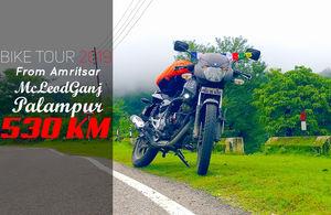 Bike Trip from Amritsar toMcLeod Ganj ( Himachal Pardesh )