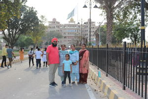One Day Tour - Wagah Border & Amritsar Haveli  with Family