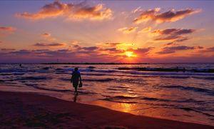 Beautiful Tel Aviv Sunsets