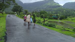 Wettest place in Maharashtra-Ghatghar (Bhandardara)