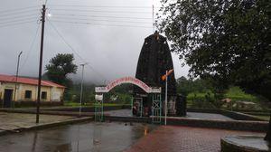 Start Point of Pravara River,Amruteshwar Temple,Ratangadh, Ratanwadi.