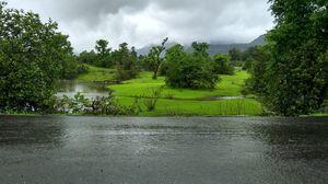 Bhandardara side Scenery (From Shendi to Ghatghar)
