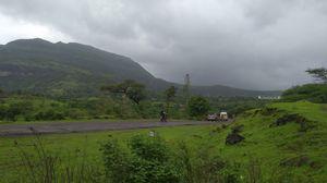 Vithe Falls, midway (Akole-Vithe gaon-Rajur) Bhandardara-Akole
