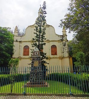 St. Francis Church, in Fort Kochi originally built in 1503, is one of the oldest European churches.
