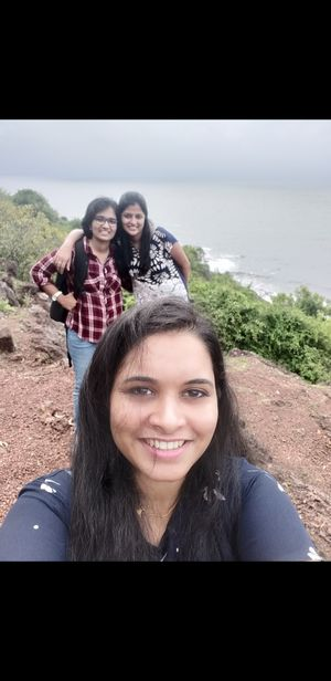 Sea breeze and Happiness #SelfieWithAView #TripotoCommunity