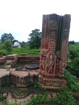 Famous places to visit in bhopal bhootnath group of temples which was destroyed d time of mughals