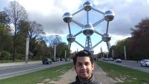 Autoneum, Brussels, Belgium  #SelfieWithAView #TripotoCommunity